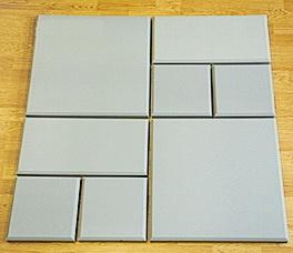 Эхокор - Бюджетные панели - набор 1 кв.м.