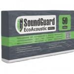 ЭкоПлита SoundGuard EcoAcoustic